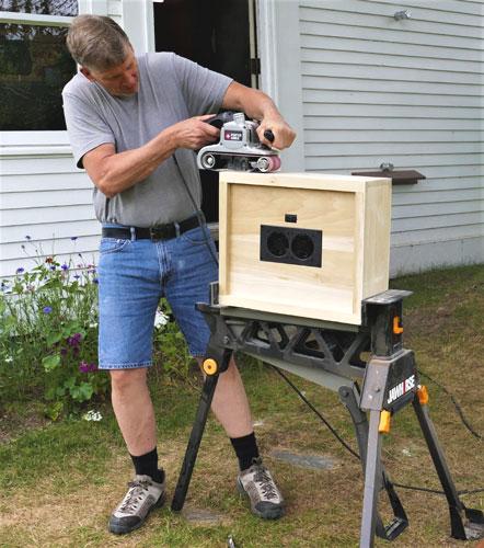 Bee Fortress Inventor John Rocheleau